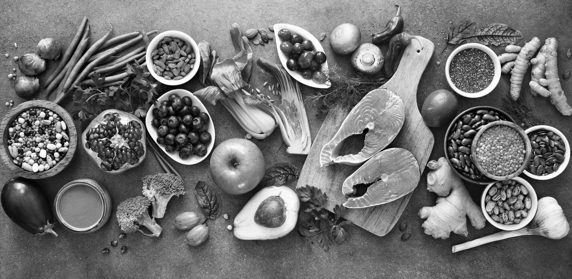 Voeding groenten gezond